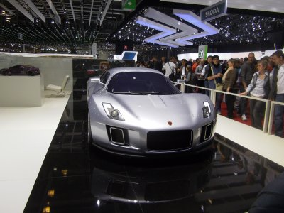 gumpert tournante