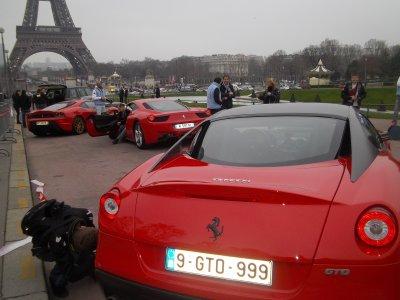Divers Ferrari