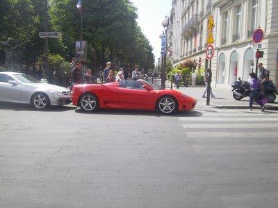 Aston martin db7 vs Ferrari 360 modena