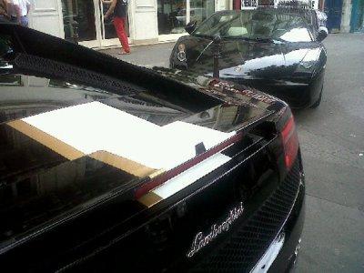 Lamborghini balboni vs gallardo