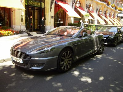 Project Kahn Aston Martin DB9S