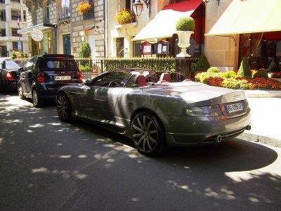 Project Kahn Aston Martin DB9S