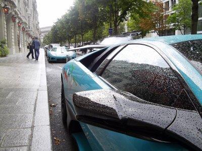 Lamborghini supervéloce