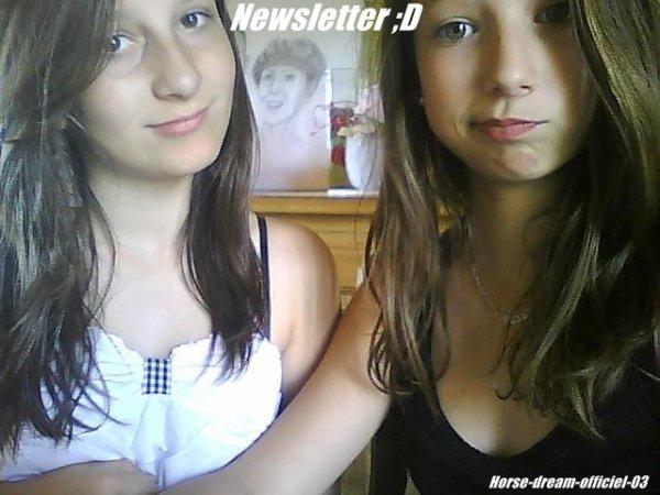Newsletter ! ♥