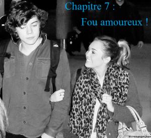 Chapitre 7 : Fou Amoureux !
