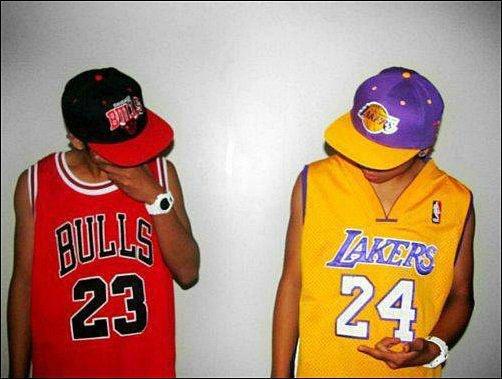 Lakers ou Bulls ?