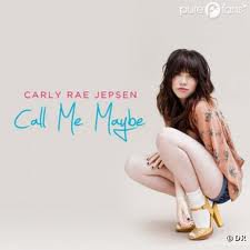 carly rae jepsen  / call me maybe   (2012)
