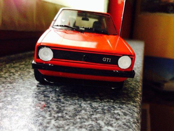 La golf 1 GTI