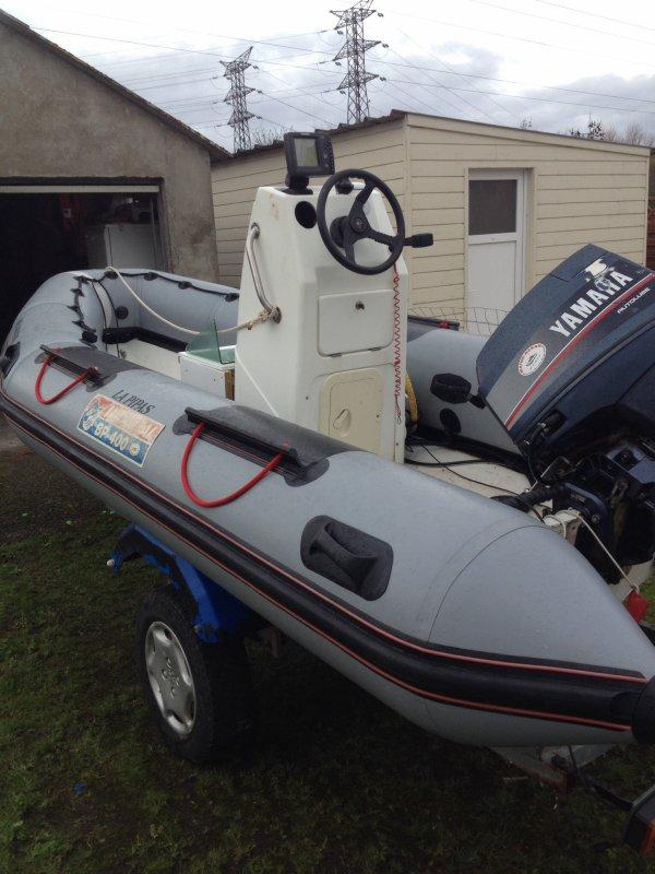 Nouveaux boat pour la saison