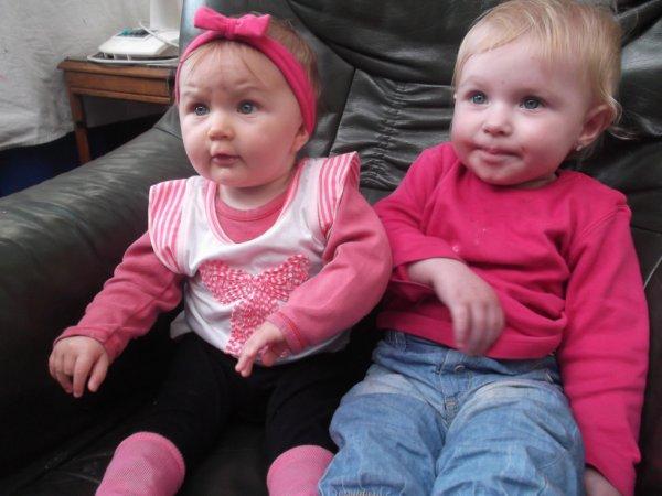ma fille et sa cousine ashley
