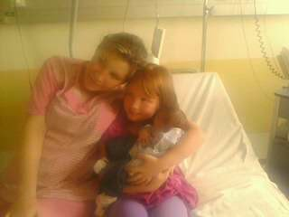 moi et phoebe et maeva ma fille