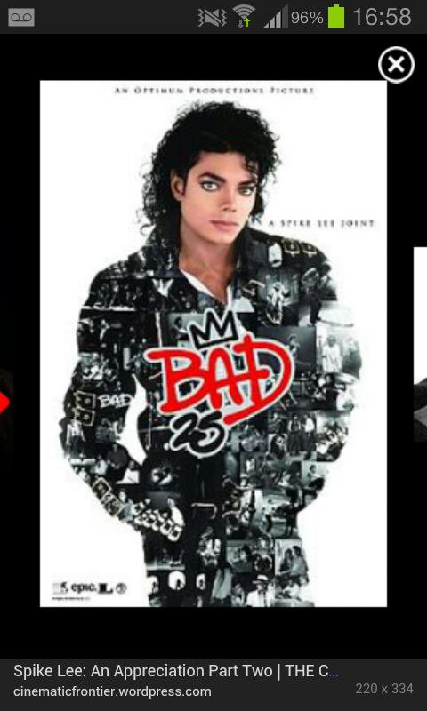 Bad 25th Documentary