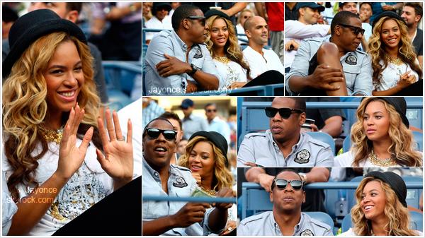 jayoncé (c) 12/09/11 : Beyoncé était présente au défilé de mode de Vera Wang en compagnie de sa sista, Solange. → Bee portait une tenue et des chaussures de la designer. Perso, j'adore ! Et toi ?_ jayoncé (c)