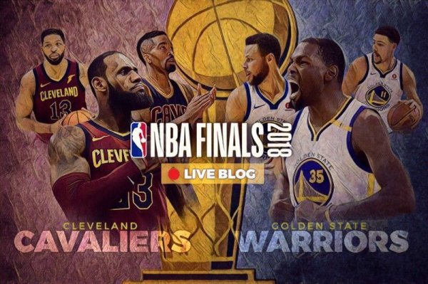 NBA FINALS --> CAVALIERS vs WARRIORS