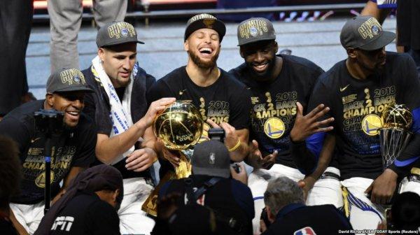 NBA 2K18 CHAMPIONS