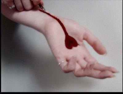 Si il y avait que mon coeur qui été en sang