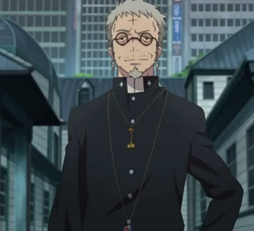 Les perso principaux de Ao no exorcist