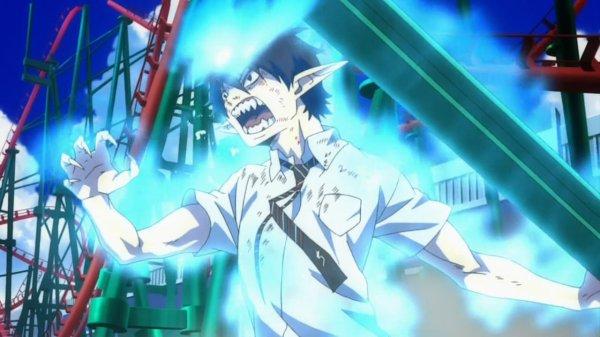 Yukio et Rin en mode démon!!!
