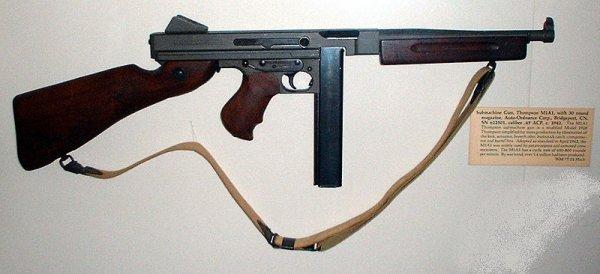 Thompson (pistolet mitrailleur)