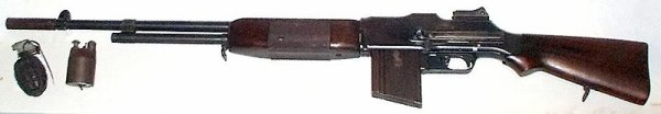 Browning BAR M1918
