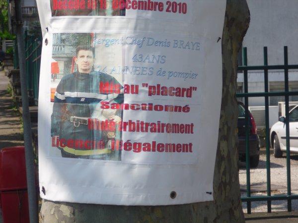 Un soutien à Denis Braye