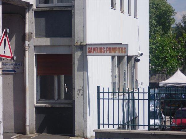 CSP Besançon SDIS 25