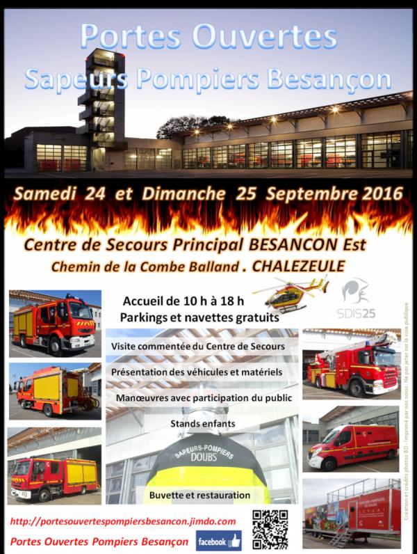 Porte ouverte CSP Besançon