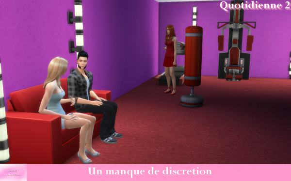 Secret Production / Quotidienne 2 / Partie 2