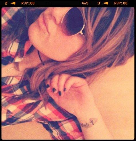 Küss mich jetzt, im gegenlicht... ♥