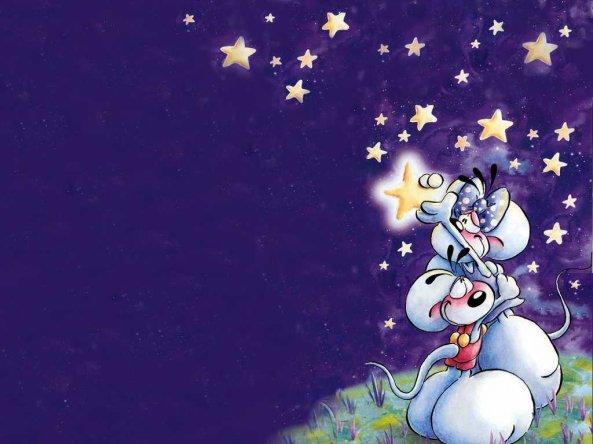 Nuit Magique (inspiré pour les parole de Catherine Lara) ;)