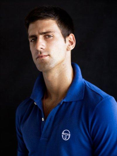 novak djokovich........my best player in tinis