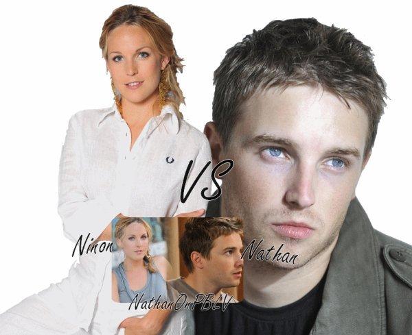 Ninon VS Nathan