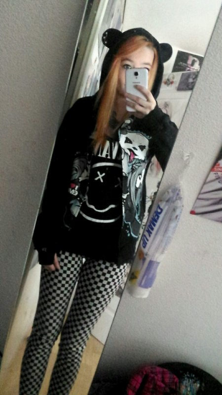 Outfit of the day maggle u-u
