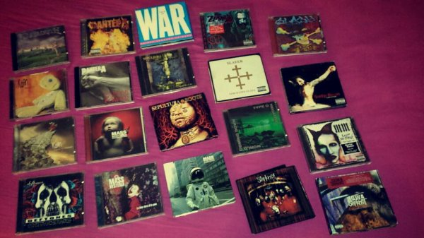 Just a little part of all my babies.♪♫