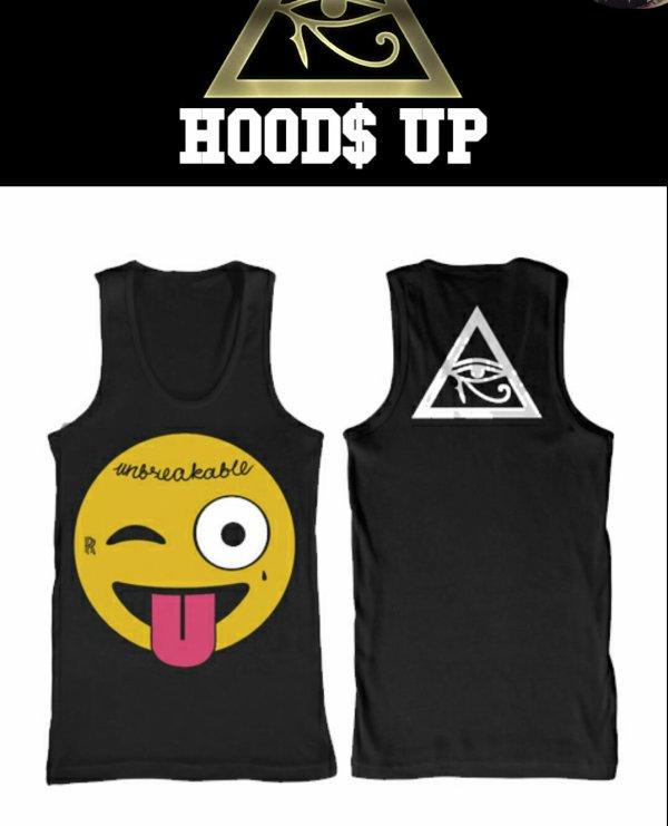 Hood$ up !