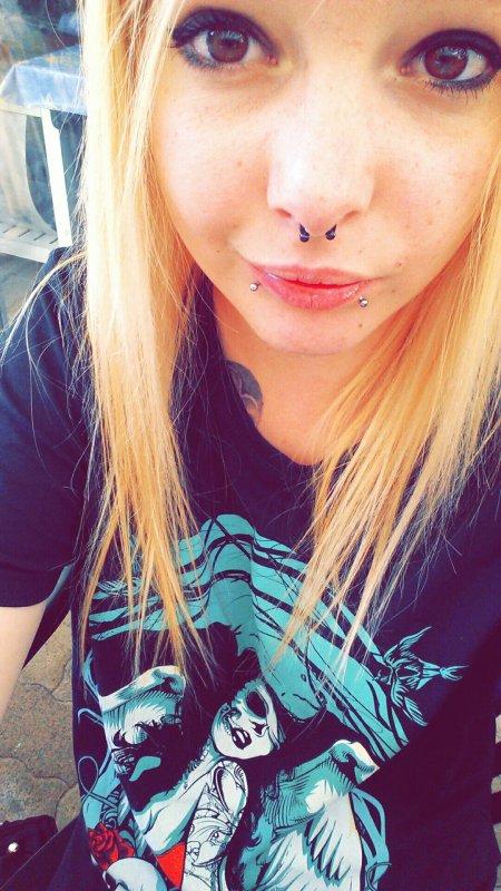 ~ New piercing ♥