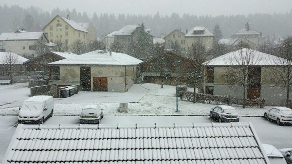 First snow ~