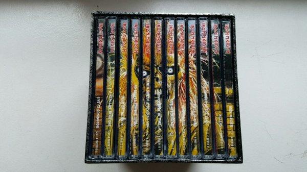 Coffret Iron Maiden : reçu ✔
