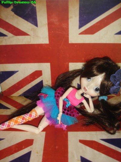 Pullip séance photo London !