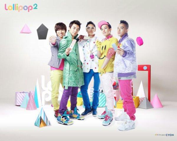 Lollipop part.2 !!