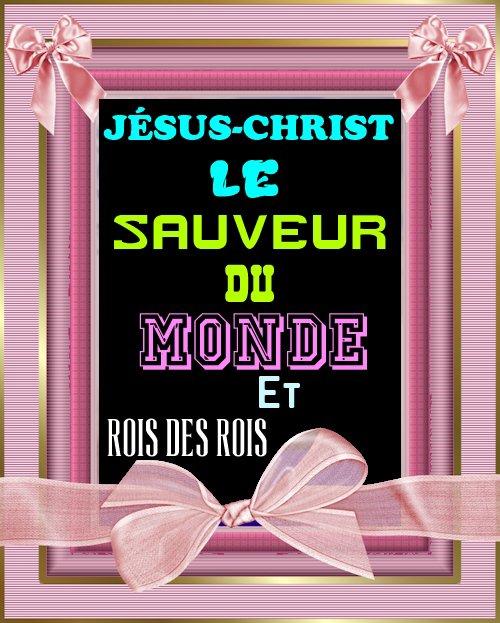 Christ notre Sauveur