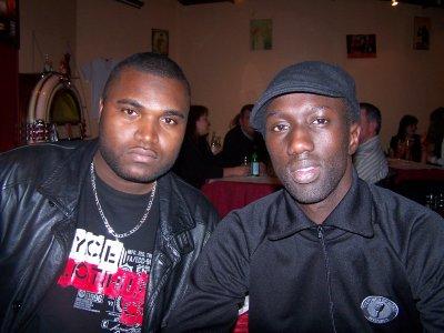 BAZOR et BEN alias PAPYS de la cité des artistes