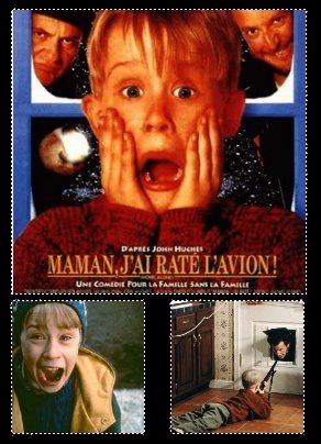 Zoom sur Maman j'ai raté l'avion With Macaulay Culkin, Joe Pesci, Daniel Stern