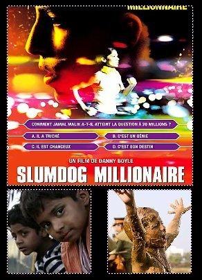 Zoom sur Slumdog Millionaire  With Dev Patel, Freida Pinto, Anil Kapoor