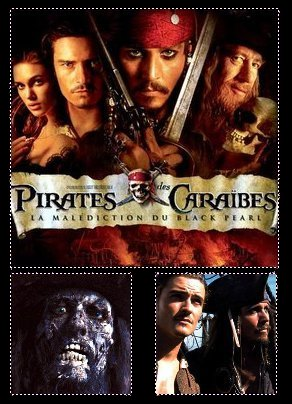 Zoom sur Pirate des Caraibes, la malédiction du Black Pearl With Johnny Depp, Keira Knightley, Orlando Bloom