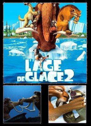 Zoom sur L'age de Glace 2 With the voice of Elie Semoun, Vincent Cassel, Gerard Lanvin