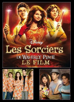 Zoom sur Les sorciers de Waverly Place , le film  With Selena Gomez, David Henrie, David Deluise