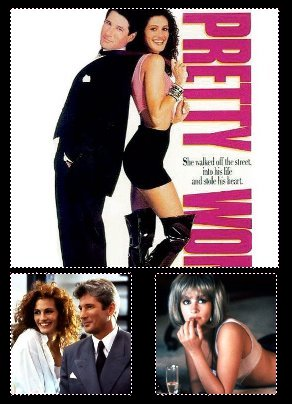 Zoom sur Pretty Woman  With Julia Roberts, Richard Gere