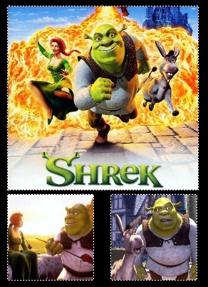 Zoom sur Shrek 1  With the Voice of Eddie Murphy, Cameron Diaz, Mike Myers