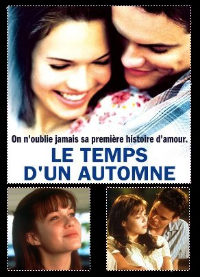 Zoom sur Le temps d'un automne  With Mandy Moore, Shane West